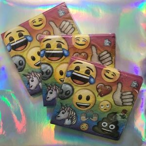 EMOJI THE ICONIC BRAND 2 Ply Party Napkins